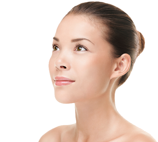 Woman face PNG