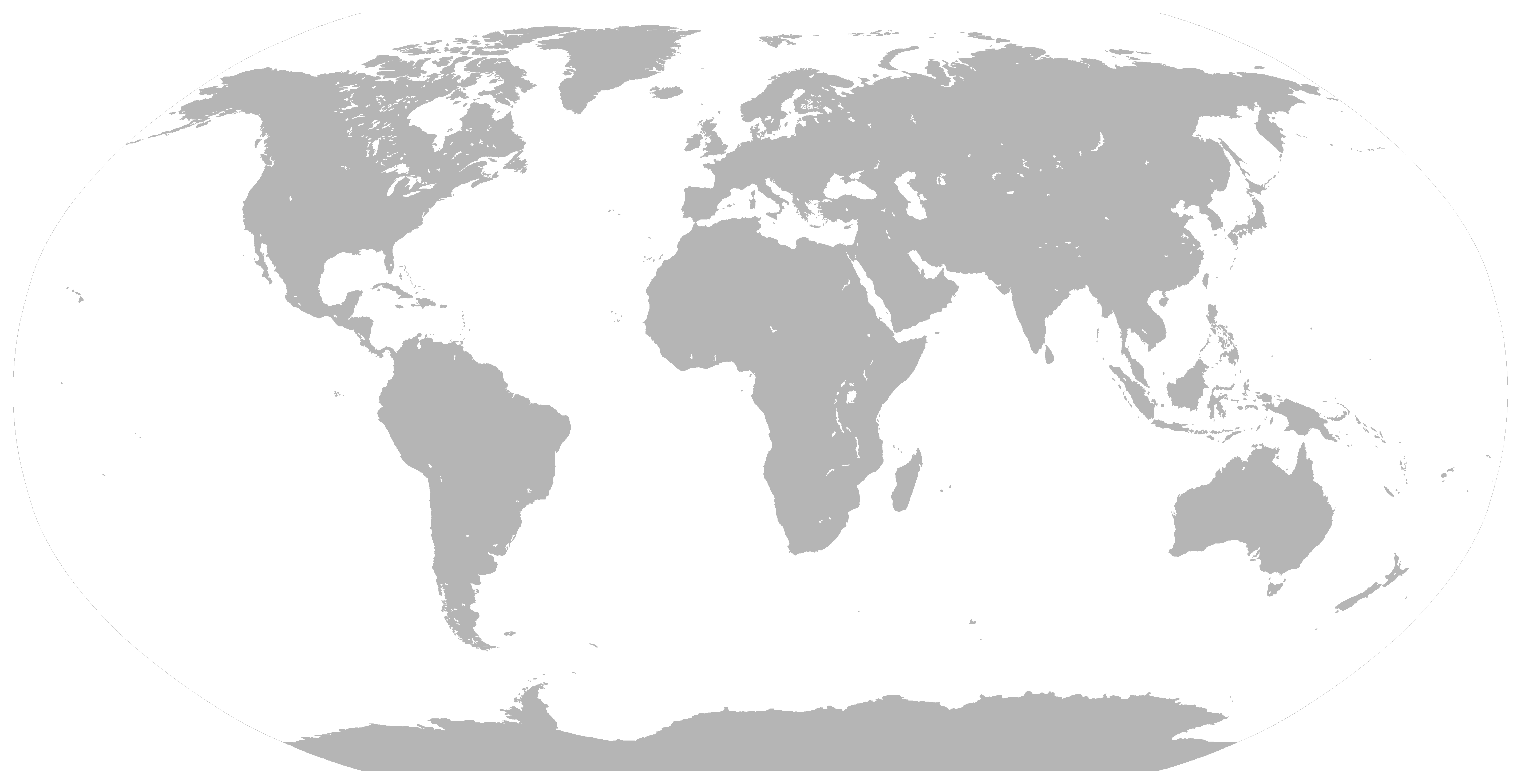 File:World map blank gmt.png - PNG World Map