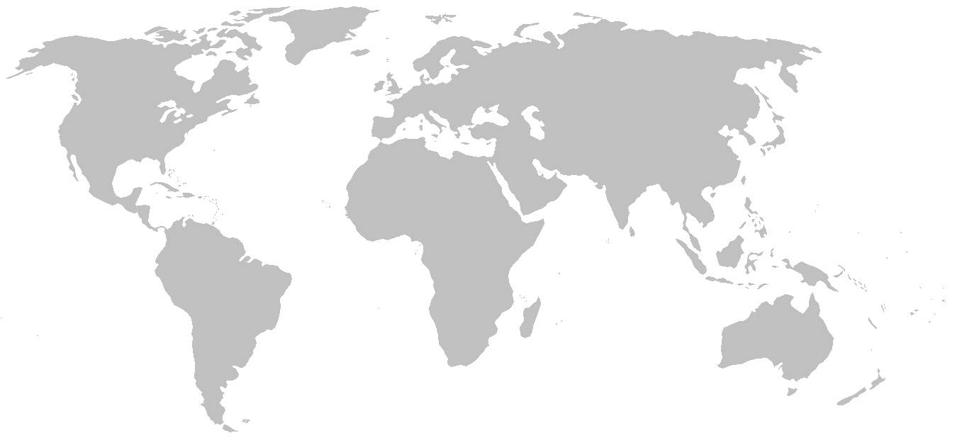 The world without borders - PNG World Map