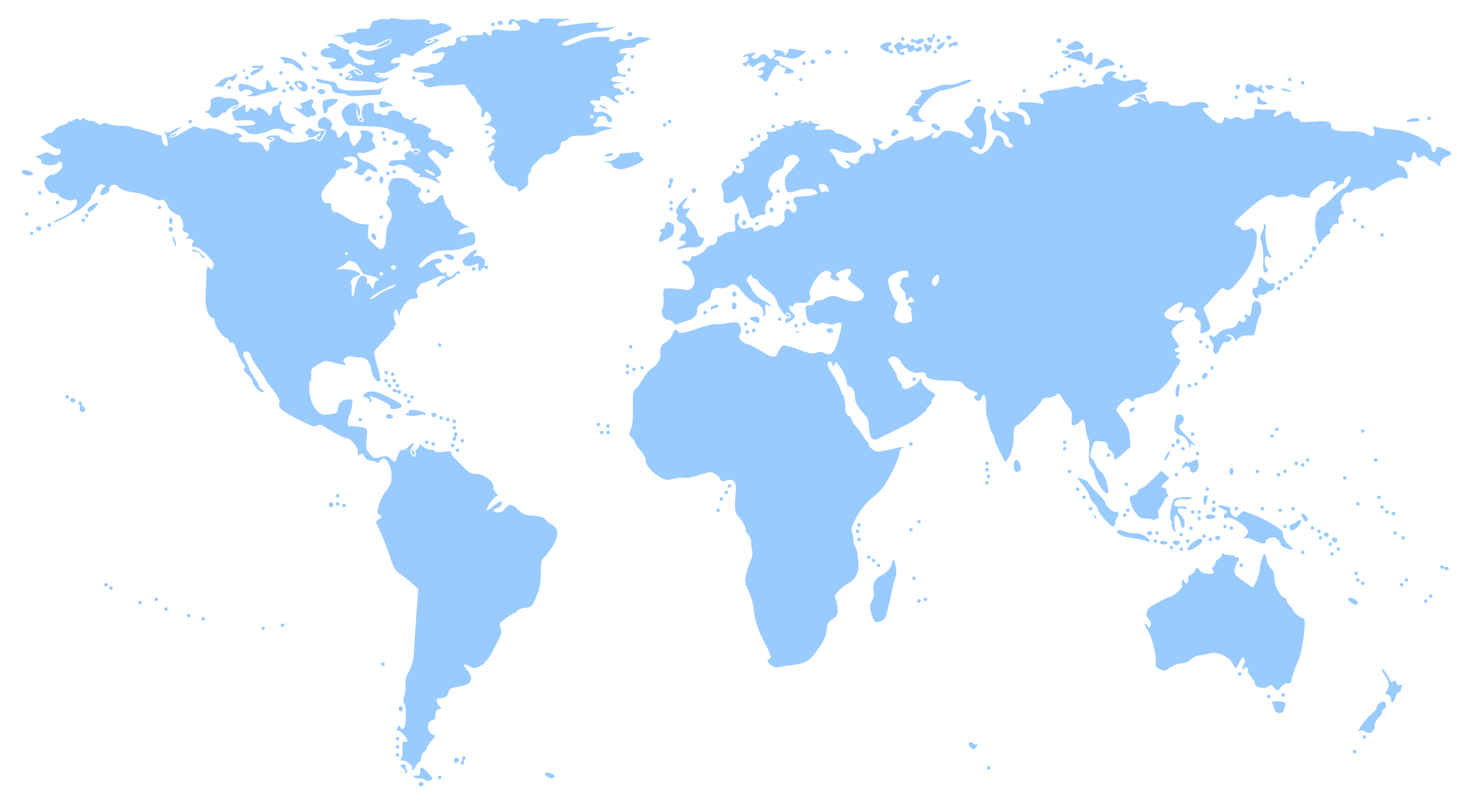PNG World Map - 41974