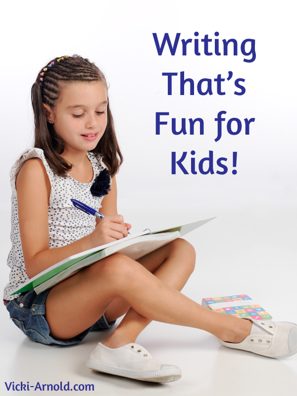 Writing Thatu0027s Fun for Kids - PNG Writing Kids