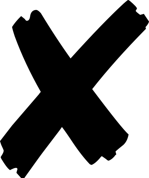 PNG Wrong Cross - 40952