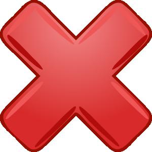 PNG Wrong Cross - 40959