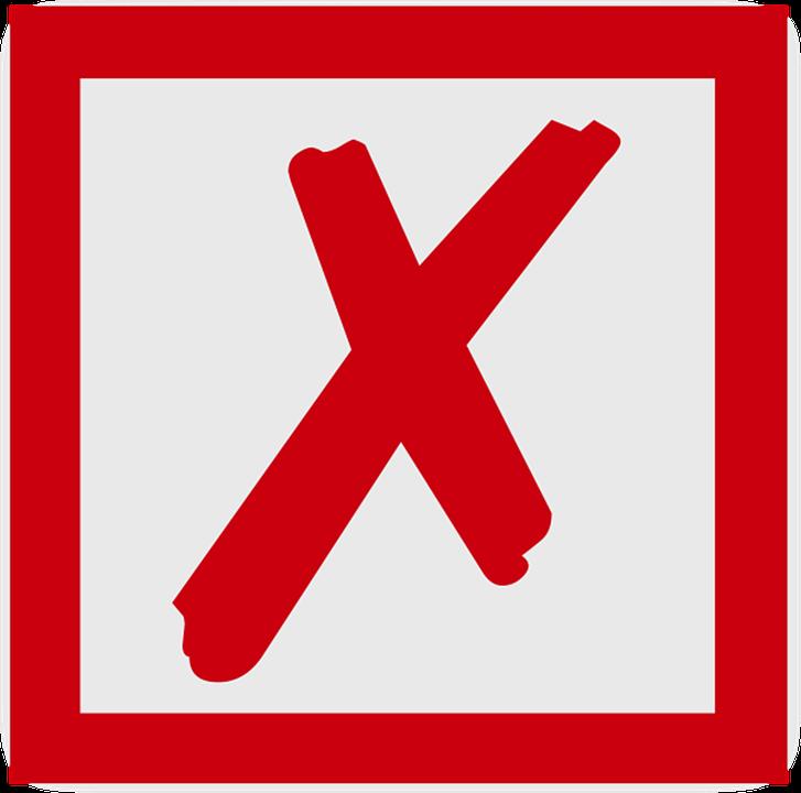 PNG Wrong Cross - 40948