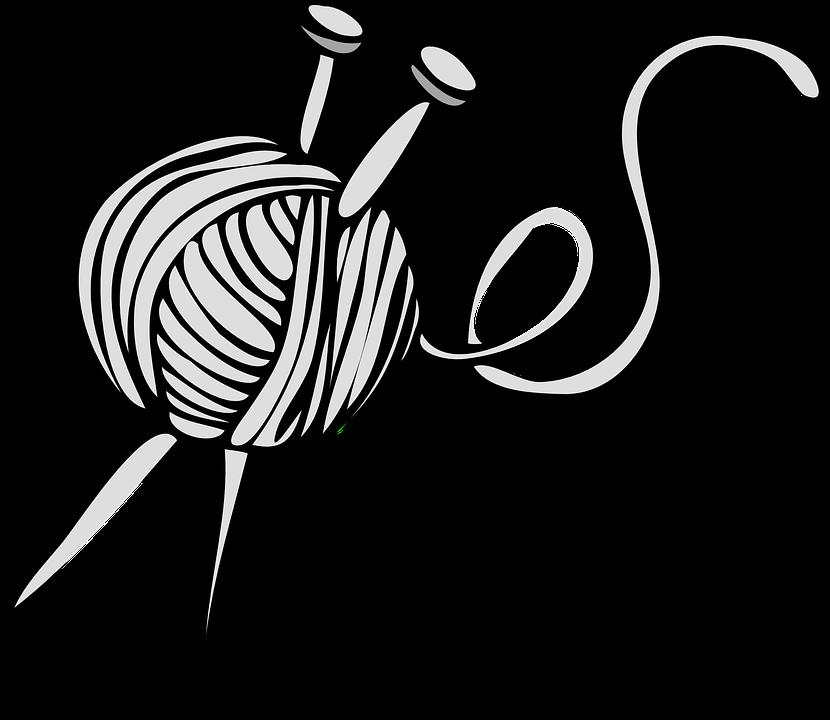 PNG Yarn And Knitting Needles - 41531