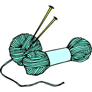 PNG Yarn And Knitting Needles - 41534