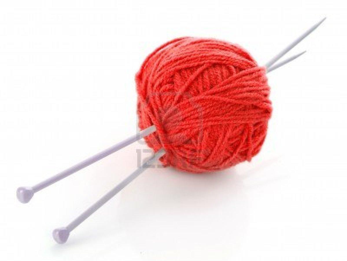 Клубок вязание на спицах для детей 484