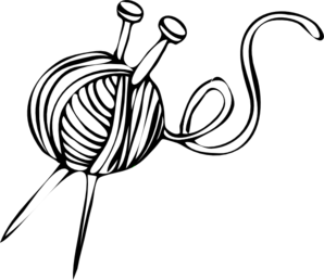PNG Yarn And Knitting Needles