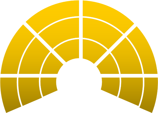 File:Italian Parliament yellow.png - PNG Yellow