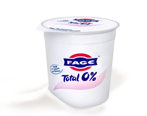 Fage Total Greek Yogurt 0% Plain 35oz. - PNG Yogurt