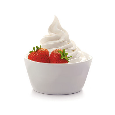The tartness of regular yogurt in creamy frozen form tastes great on its  own. Itu0027s also the perfect complement to any flavor. - PNG Yogurt