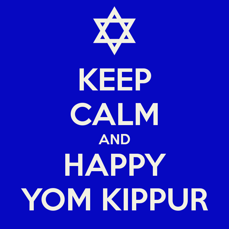 keep-calm-and-happy-yom-kippur-2 - PNG Yom Kippur