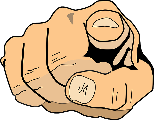 Free vector graphic: You, Index Finger, Pointing, Finger - Free Image on  Pixabay - 151415 - PNG You