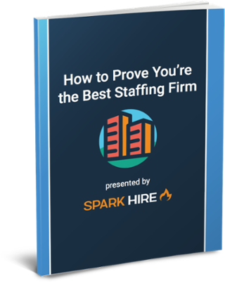 How to Prove Youu0027re the Best Staffing Firm eBook Cover.png - PNG Youre The Best