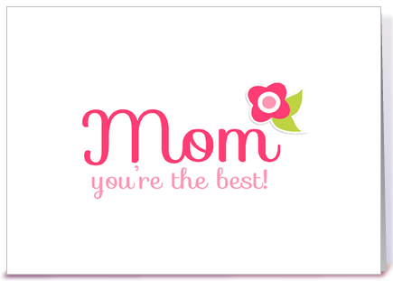 Mom Youu0027re the Best - PNG Youre The Best