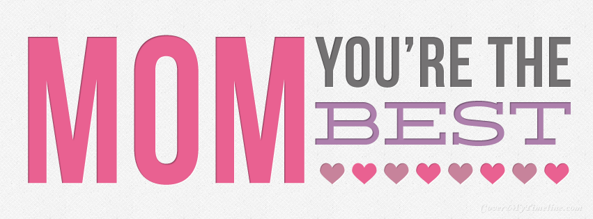 Motheru0027s Day u2013 Mom Youu0027re The Best Pink - PNG Youre The Best