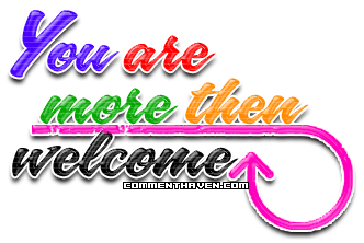 You Are More Then Welcome Picture - PNG Youre Welcome