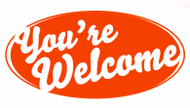Youu0027re Welcome Clipart #1 - PNG Youre Welcome