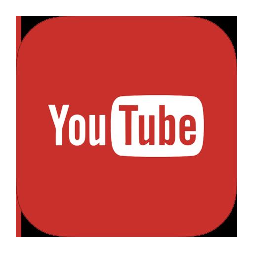 Youtube app icon transparent