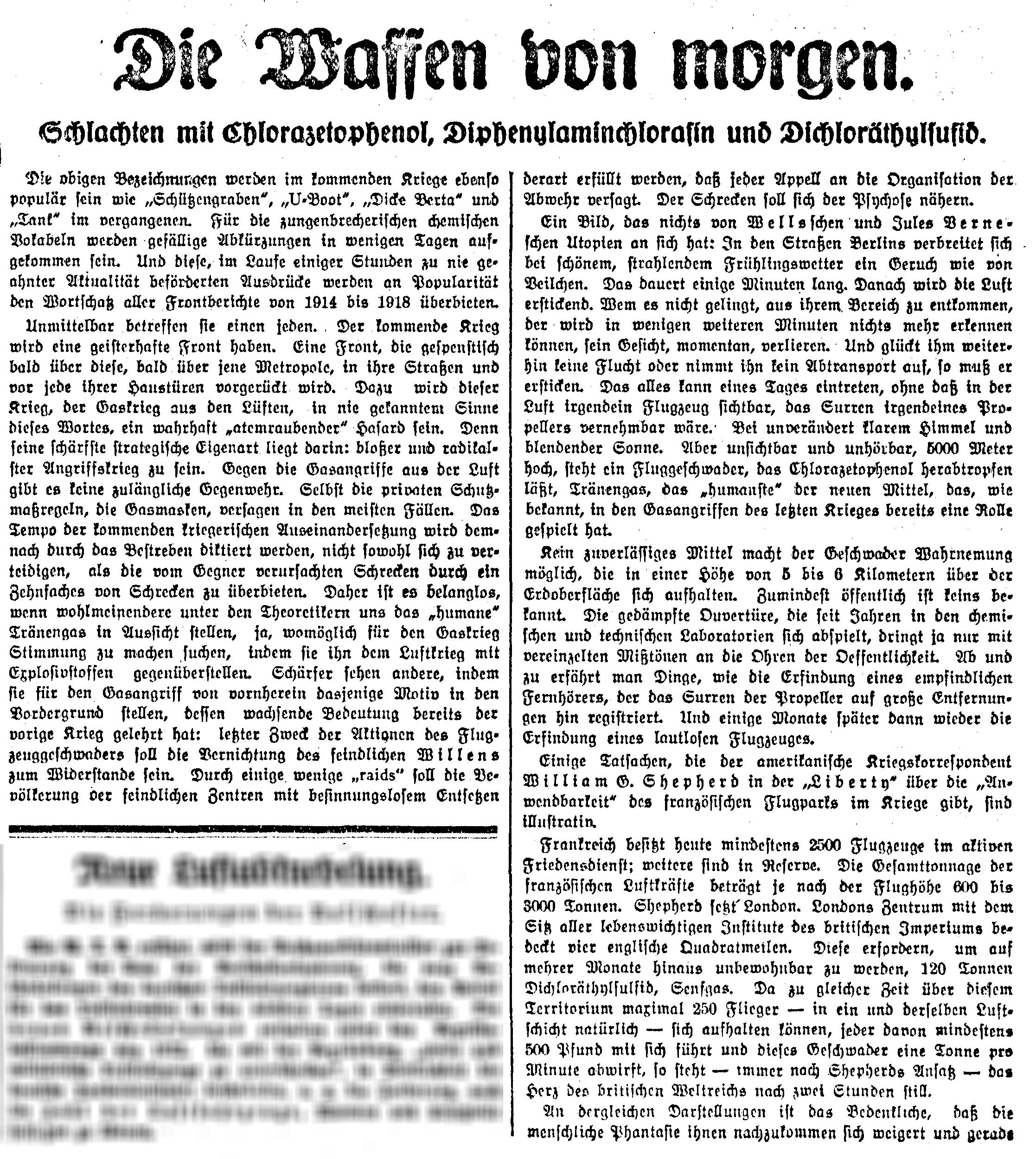 File:Die Waffen von morgen-1-Vossische Zeitung-1925.png - PNG Zeitung