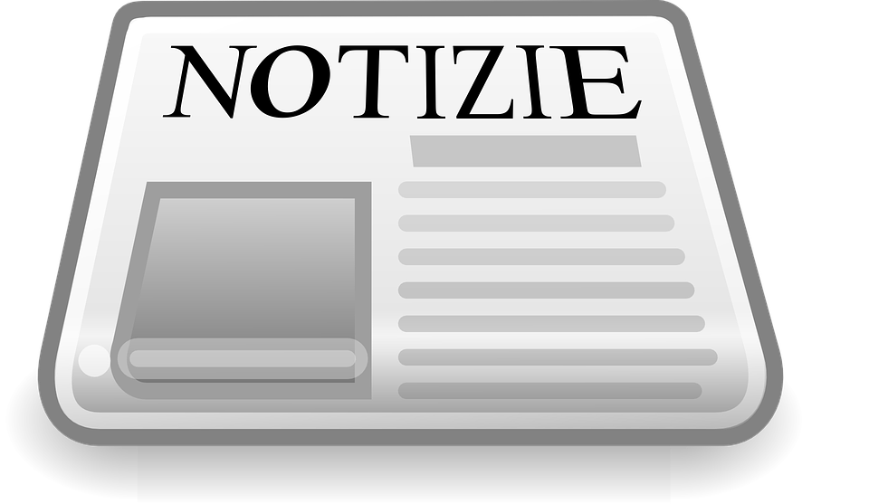Zeitung, Überschrift, Italienisch, Nachrichten, Papier - PNG Zeitung