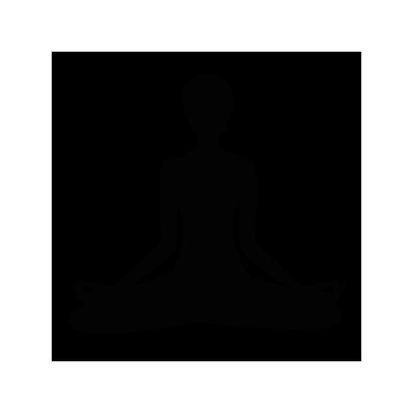 Yoga zen dessin - PNG Zen Attitude