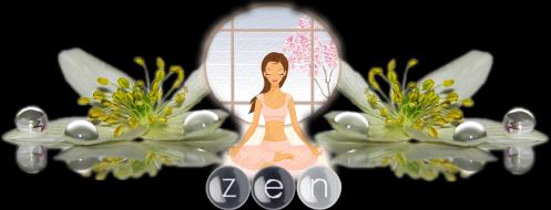 Zen PlusPng.com  - PNG Zen Attitude