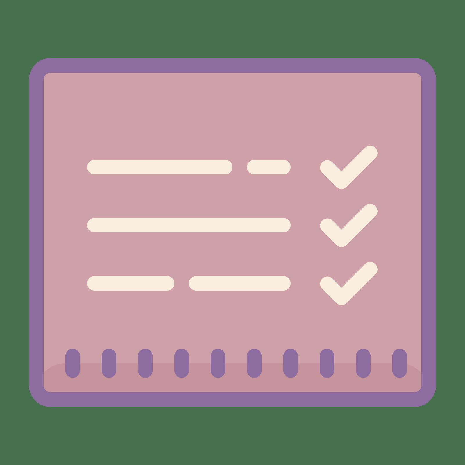 Zeugnis icon - PNG Zeugnis
