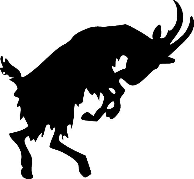 Kostenlose Vektorgrafik: Ziege, Tier, Silhouette, Bergziege - Kostenloses  Bild auf Pixabay - 294456 - PNG Ziegenbock
