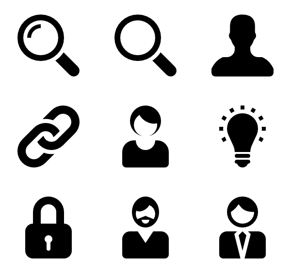 Simpleicon Interface - PNGs Baden Kostenlos