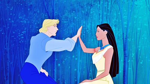 Personaggi Disney Wallpaper Titled Walt Disney Screencaps - Captain John  Smith U0026 Pocahontas - Pocahontas PNG HD