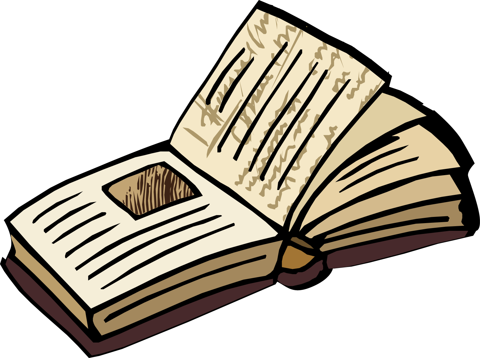 Cartoon Image Of Book - Clipart library - Poem Book PNG