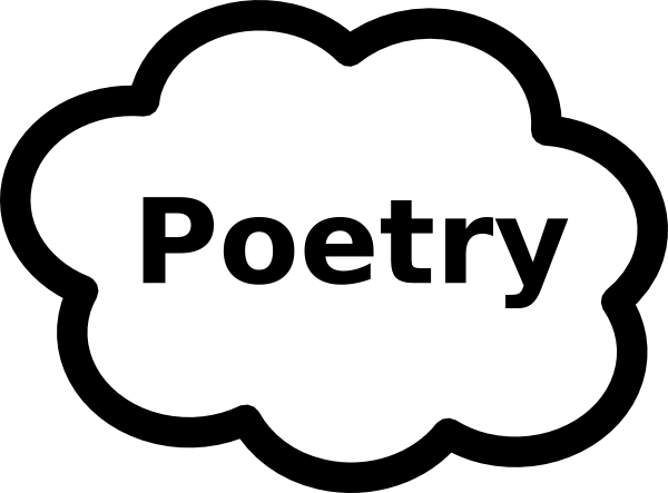 Poetry Book Sign Clip Art at Clker pluspng.com - vector clip art online, royalty  free u0026 public domain - Poem Book PNG