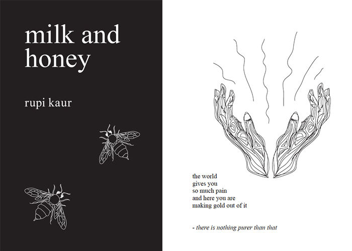 Tea is So Much Healthier Without Milk and Honey and So is Literature - Poem Book PNG