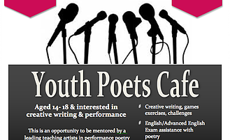 Enquire. u201c - Poetry Cafe PNG