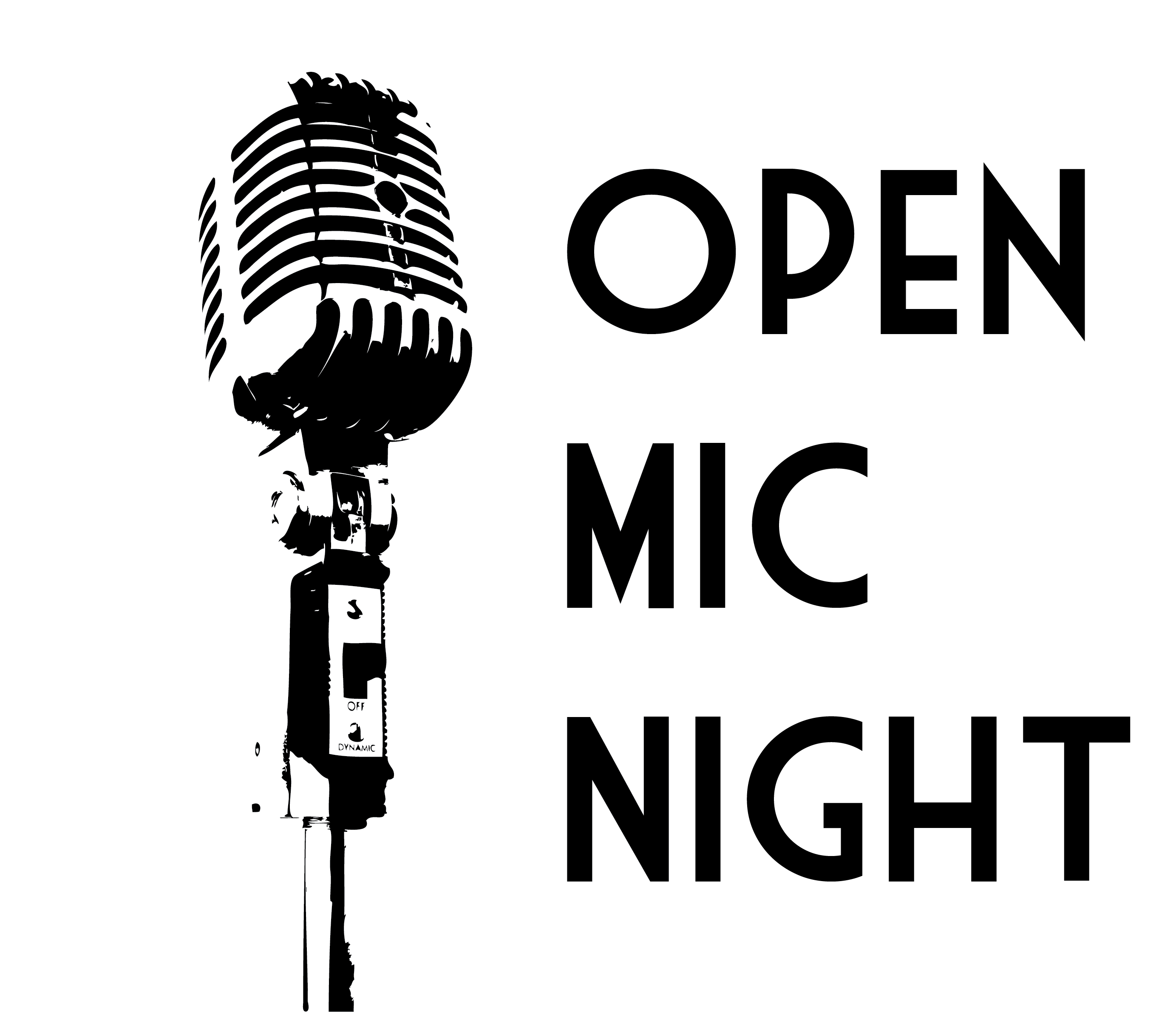Open Mic/Jam Night/Band Showcase w/ Tom Gnoza - Poetry Cafe PNG
