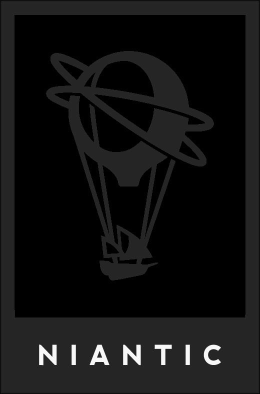 Niantic logo png - Pokemon Company Logo Vector PNG