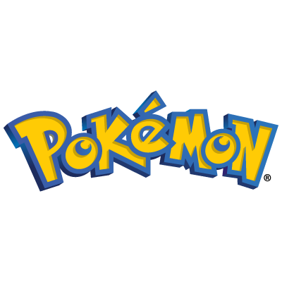 Pokemon logo vector - Pokemon Company Logo Vector PNG