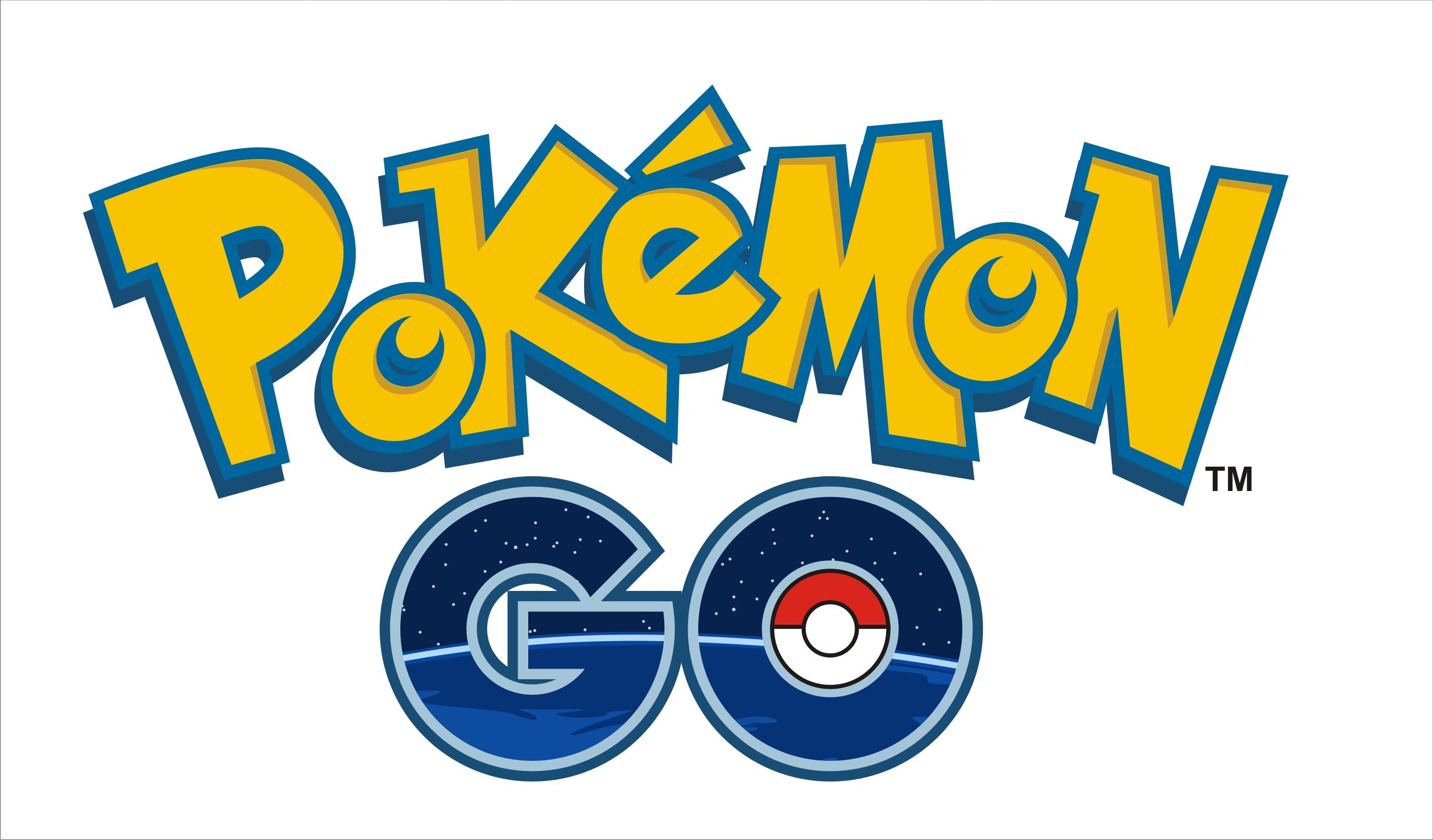 Pokemon Go Logo PNG - 106217