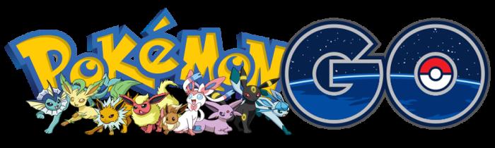 Pokemon Go Logo PNG - 106223