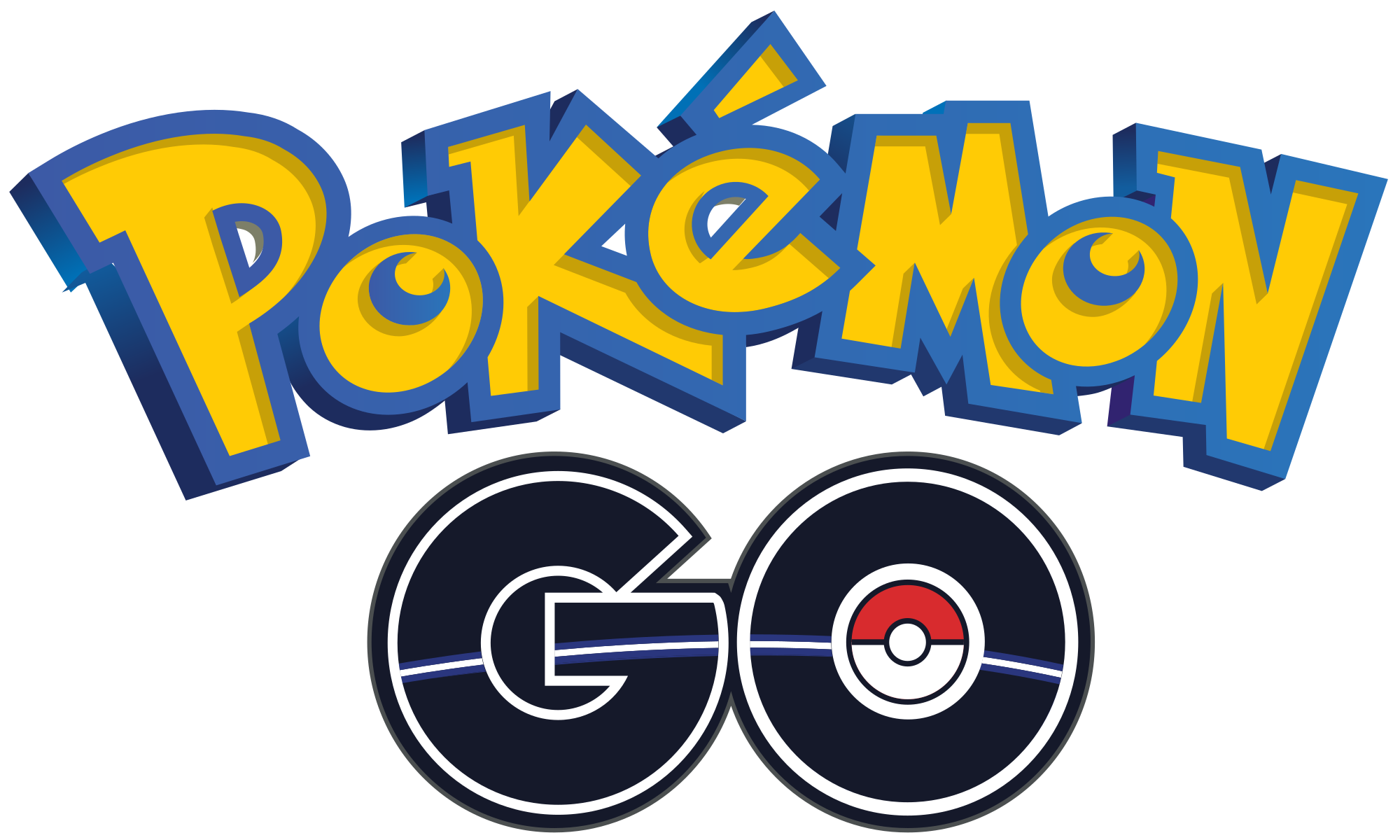 Pokemon Go Logo PNG - 106213