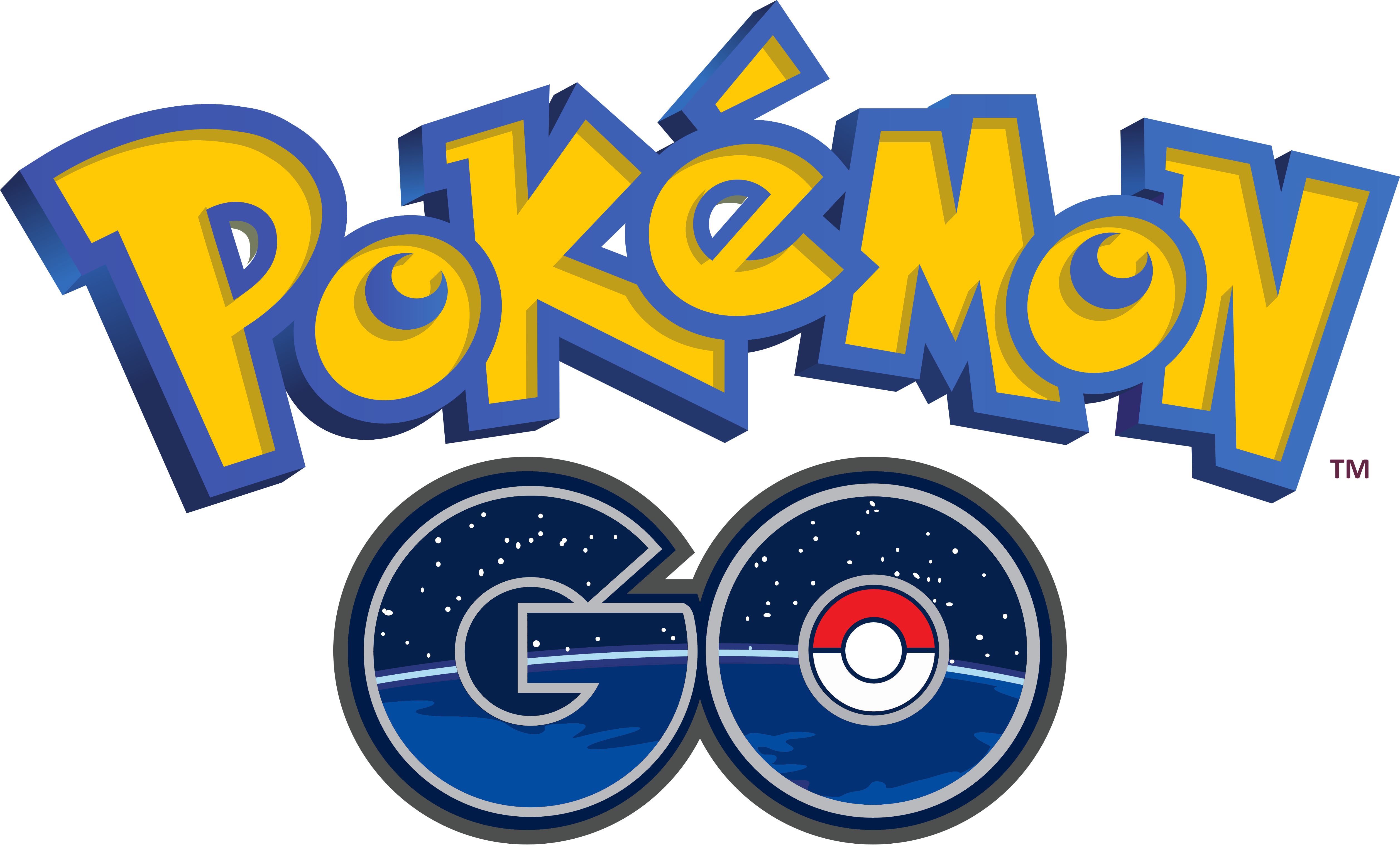 Pokemon Go Logo PNG - 106210