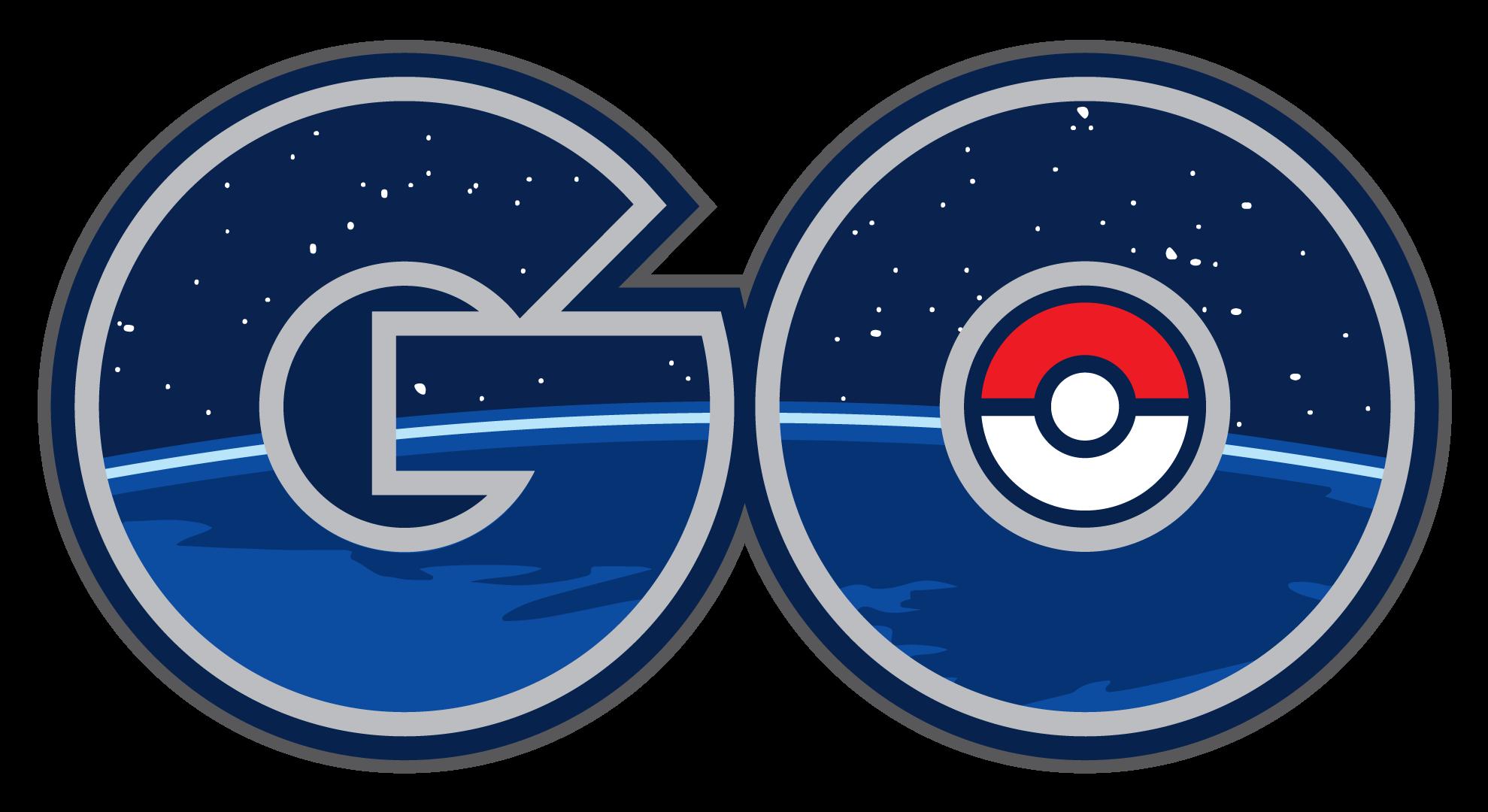 Pokemon GO Vector Logo - Pokemon Go Logo PNG