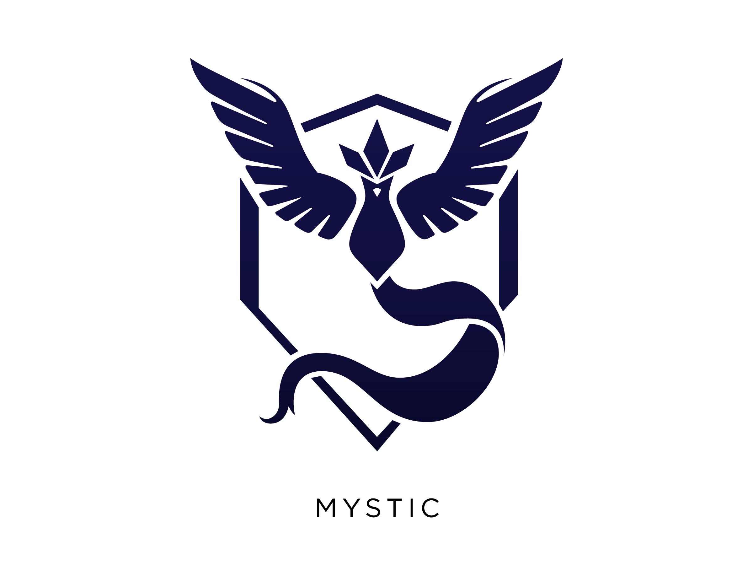 Pokemongo team logos mystic - Pokemon Go Logo PNG