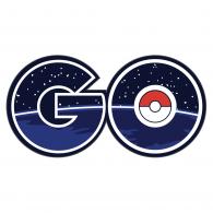 Pokemon Go Logo Vector PNG - 113294
