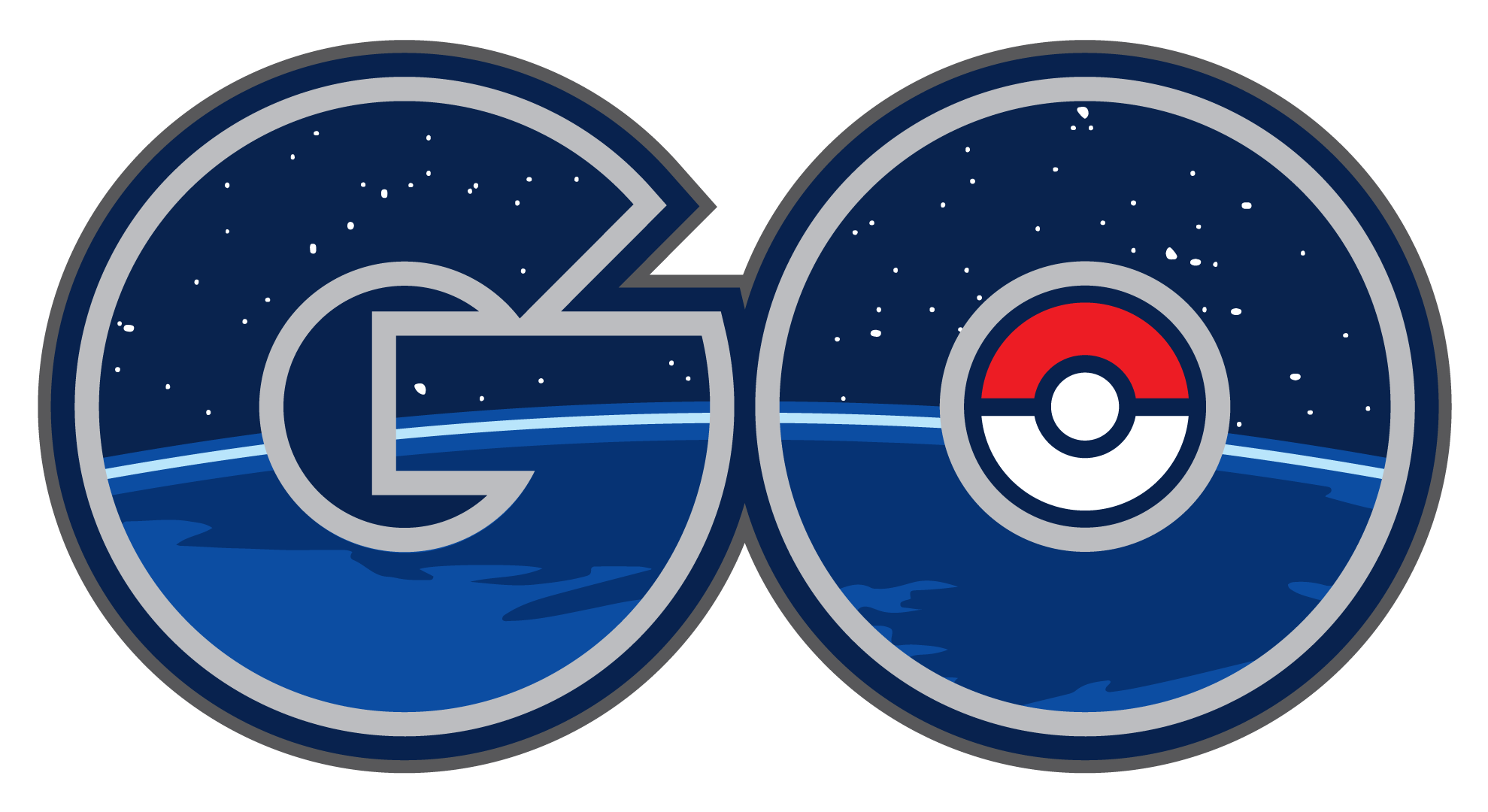 Pokemon GO Vector Logo - Pokemon Go Logo Vector PNG
