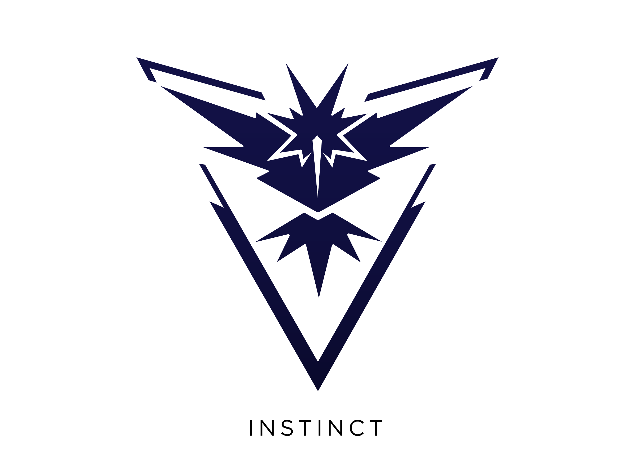 Pokemongo team logos instinct - Pokemon Go Logo Vector PNG