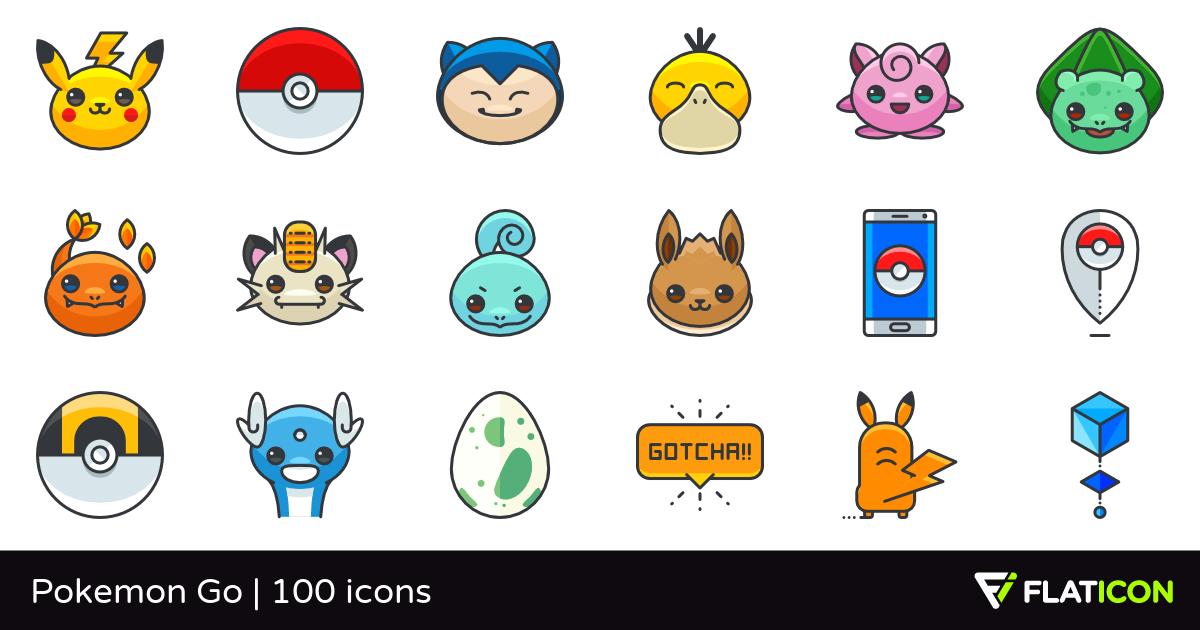 Pokemon Go PNG-PlusPNG.com-1200 - Pokemon Go PNG