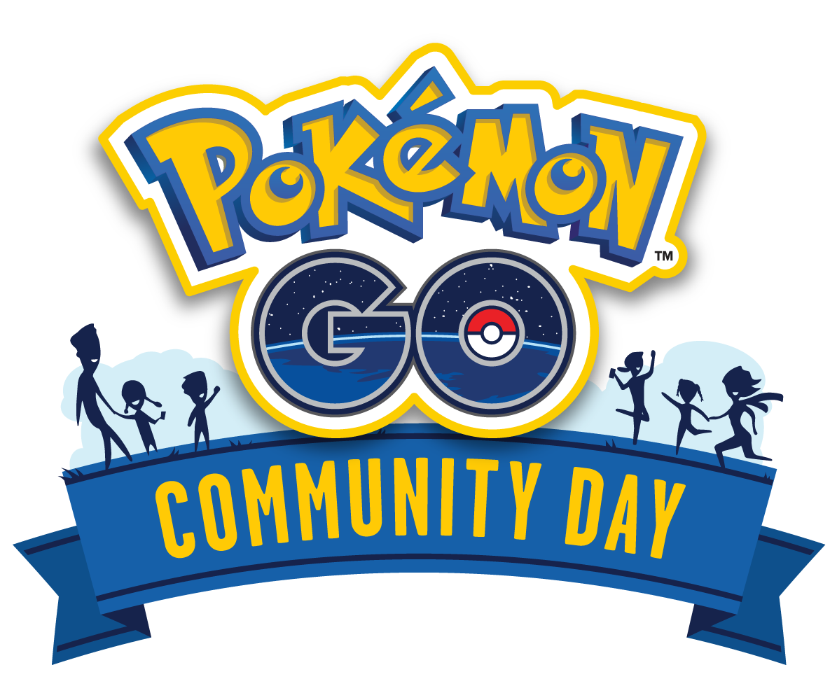 Community Day.png - Pokemon Go PNG