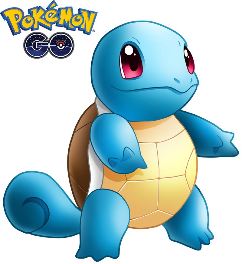 Squirtle 1 de Pokémon Go - Pokemon Go PNG